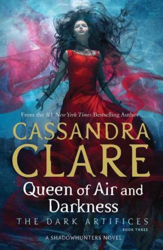 Queen Of Air & Darkness by Cassandra Clare