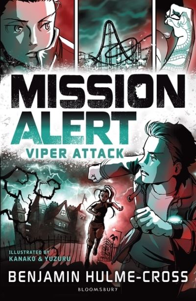 Mission Alert: Viper Attack by Benjamin Hulme-Cross