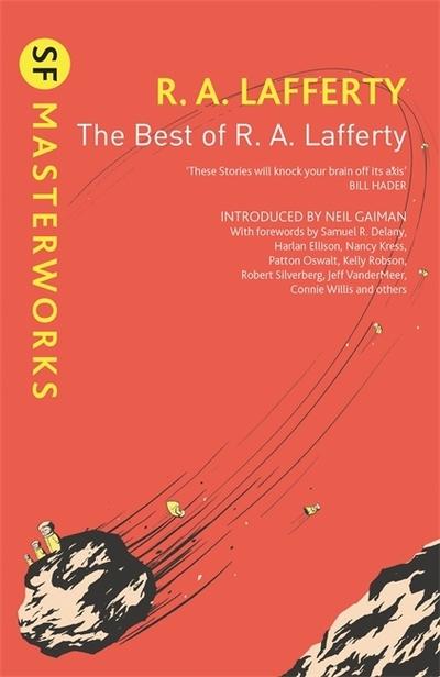 The Best of R. A. Lafferty by R. A. Lafferty