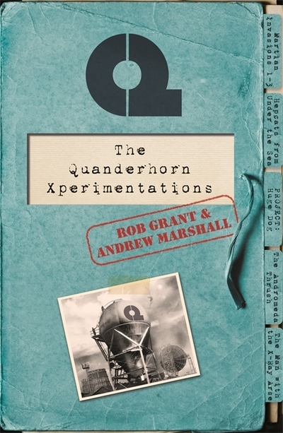 The Quanderhorn Xperimentations by Rob Grant