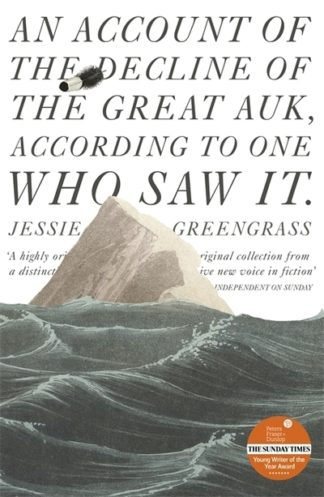 An Account Of The Decline Of Great Auk by Jessie Greengrass