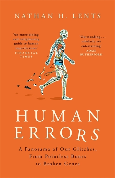 Human Errors by Nathan H Lents