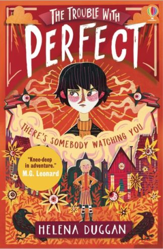Trouble With Perfect by Helena Duggan