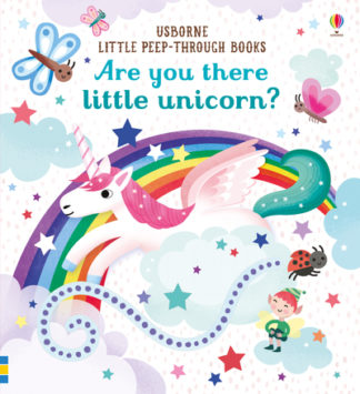 Are You There Little Unicorn by Sam Taplin