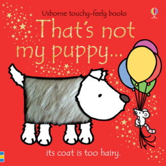That's not my puppy... by Fiona Watt