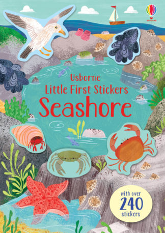 Little First Stickers Seashore by Jessica Greenwell