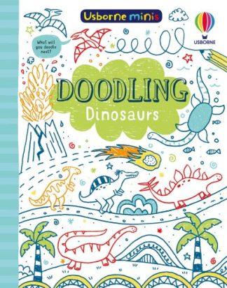 Doodling Dinosaurs by Simon Tudhope