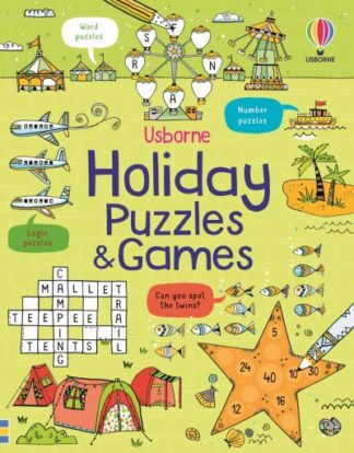 Holiday Puzzles and Games by Phillip Clarke