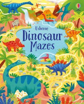 Dinosaur Mazes by Sam Smith