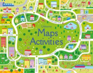 Maps Activities by Sam Smith