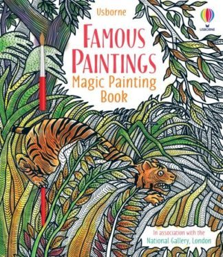 Famous Paintings Magic Painting by Rosie Dickins