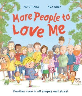 More People To Love Me by Mo O'Hara