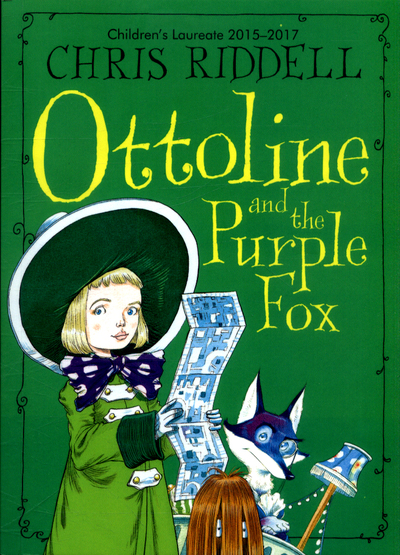 Ottoline & The Purple Fox by Chris Riddell