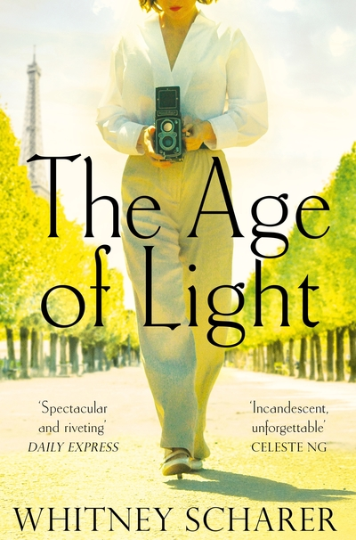 The Age of Light by Whitney Scharer