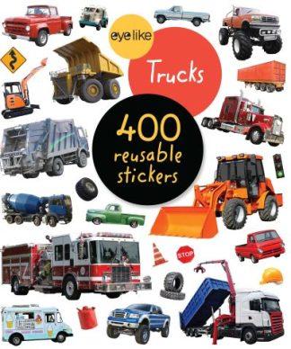 Eyelike Stickers Trucks by  ,