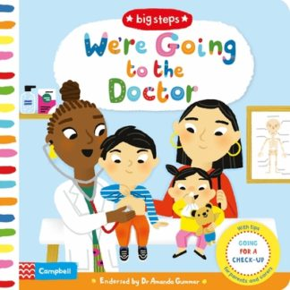 We're Going to the Doctor: Preparing For A Check-Up by