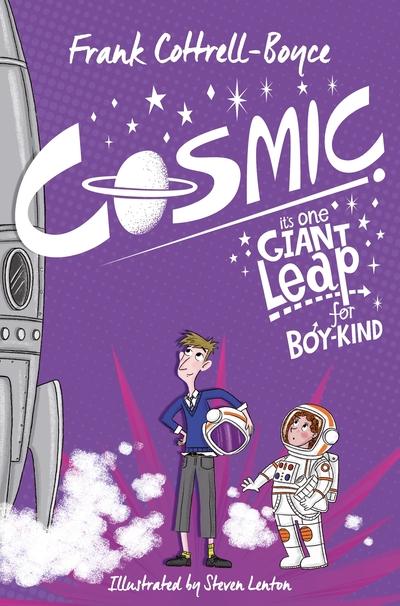 Cosmic by Boyce, Frank Cottrell