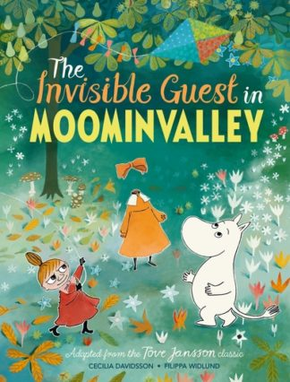 The Invisible Guest in Moominvalley by Tove Jansson