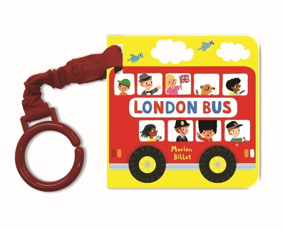 London Bus Buggy Buddy by Campbell Books