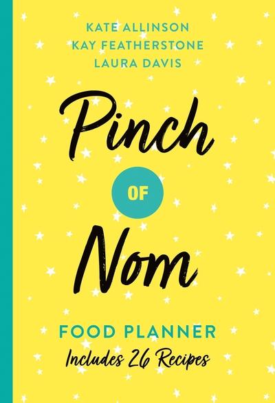 Pinch Of Nom Slimming Planner by Kate Allinson