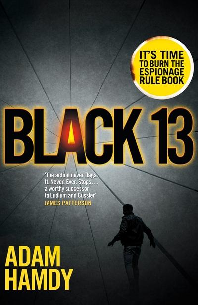 Black 13 by Adam Hamdy