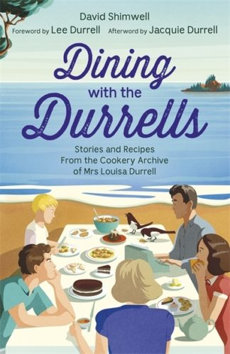 Dining with The Durrells by David Shimwell