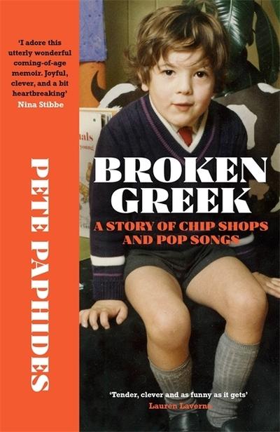 Broken Greek by Pete Paphides