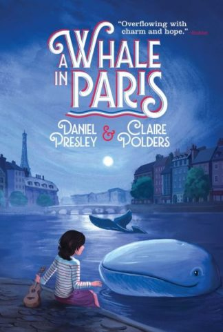 Whale In Paris by Daniel Presley