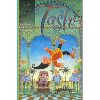 Tashi and the Dancing Shoes by Anna Fienberg