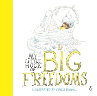My Little Book of Big Freedoms: The Human Rights Act in Pictures by Chris Riddell