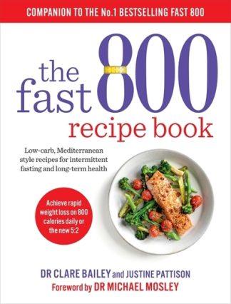 Fast 800 Recipe Book by  ,
