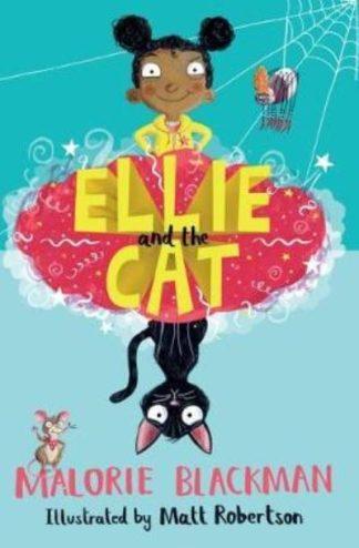 Ellie & The Cat by Malorie Blackman