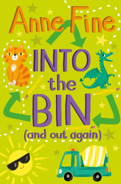 Into The Bin by Anne Fine