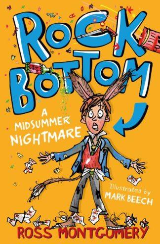 Rock Bottom: A Midsummer Nightmare by Ross Montgomery