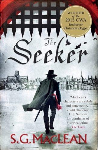 The Seeker (1) by S. G. MacLean