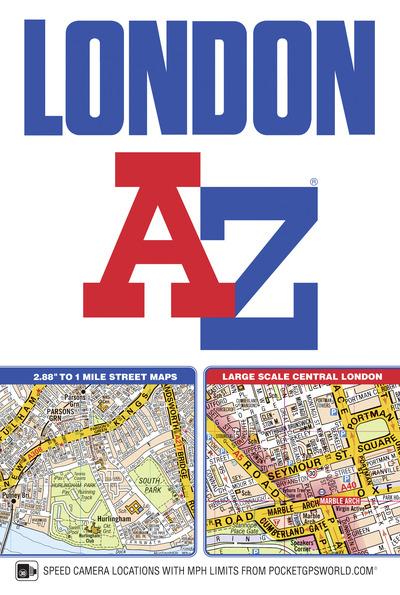 London Street Atlas by