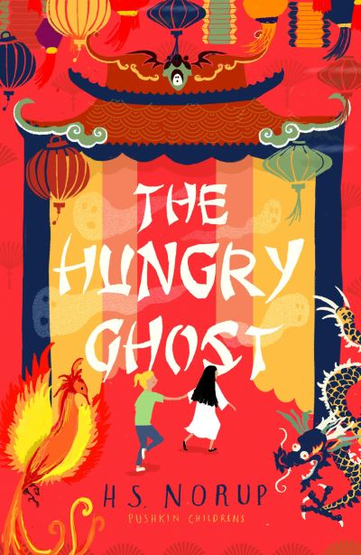The Hungry Ghost by H.S. Norup
