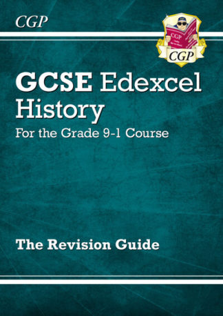 New GCSE History Edexcel Revision Guide - For the Grade 9-1 Course by Books CGP