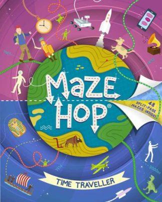 Maze Hop Time Traveller by Anna Brett