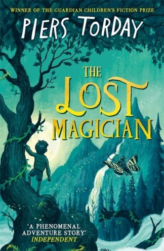 Lost Magician by Piers Torday