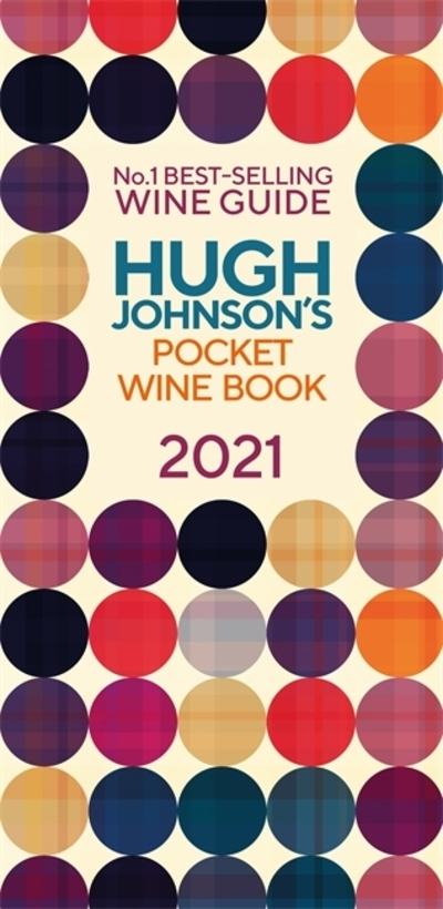 Hugh Johnson Pocket Wine 2021 by Hugh Johnson