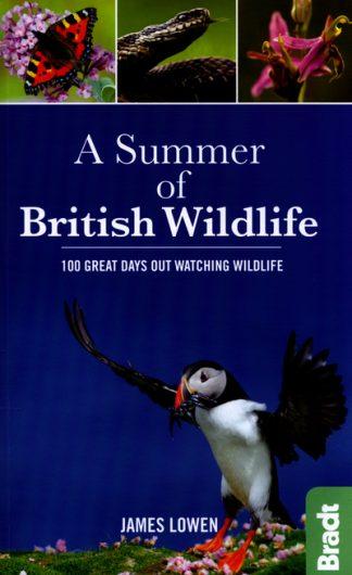 Summer Of British Wildlife A by James Lowen