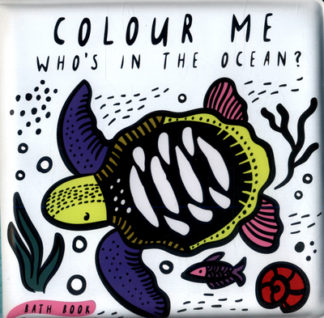 Colour Me: Who's in the Ocean? by Surya Sajnani