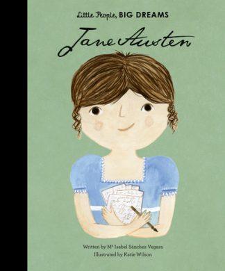 Jane Austen by Isabel Sanchez Vegara