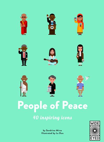 People Of Peace by Jean-Michel Billioud