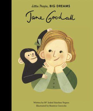 Jane Goodall by Vegara, Isabel Sanchez