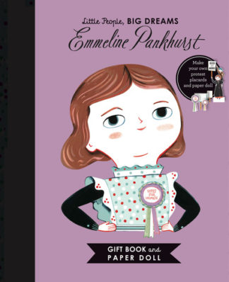 Little People, BIG DREAMS: Emmeline Pankhurst Set (CCR18) by Vegara, Isabel Sanchez