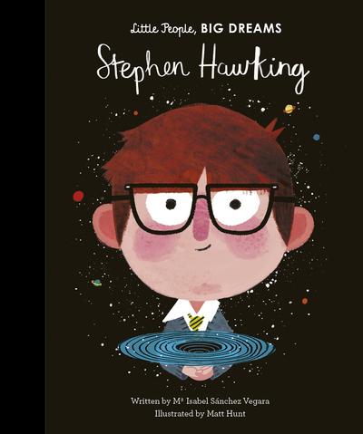 Stephen Hawking by Vegara, Isabel Sanchez