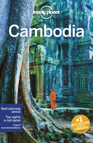 Lonely Planet Cambodia by Planet Lonely