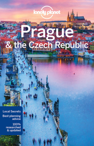 Lonely Planet Prague & Czech Republic 12 by  ,